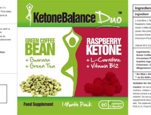 KetoneBalance Duo : Αδυνάτισμα χωρίς παρενέργειες !