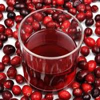 χυμός cranberry
