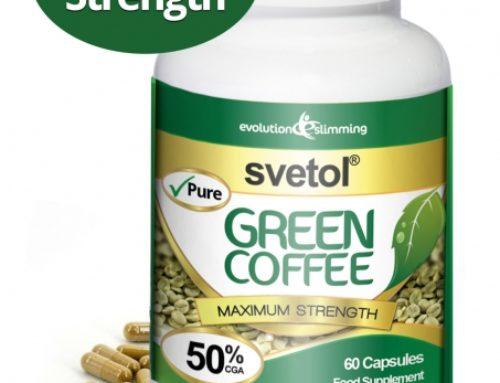 Svetol Green Coffee : Το επώνυμο συμπλήρωμα Green Coffee