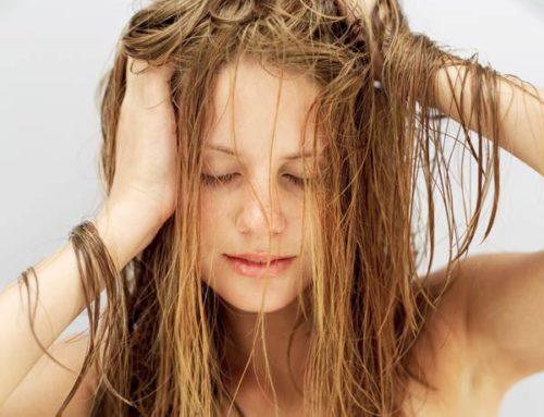 Μαλλιά μονίμως … λαδωμένα ;;;