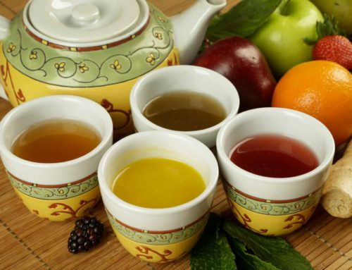 Σπιτικό αρωματισμένο τσάι Kombucha για γερό ανοσοποιητικό …